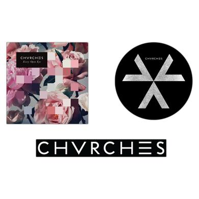 Chvrches EOE Stickers