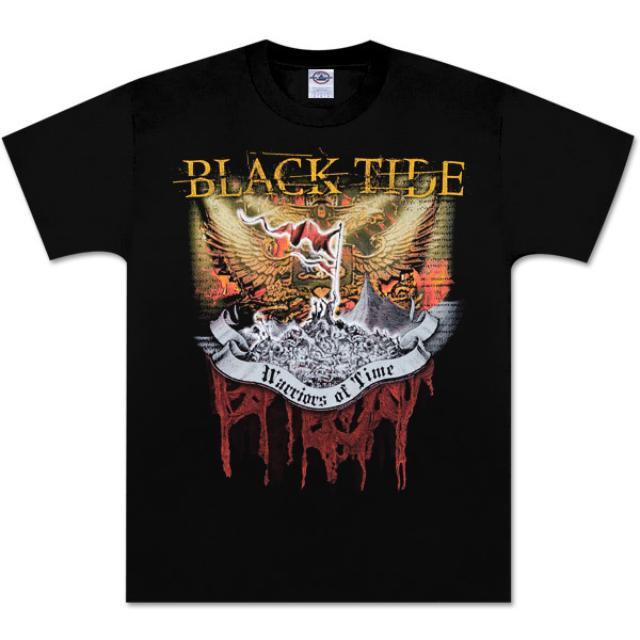 Black Tide Warriors T-Shirt