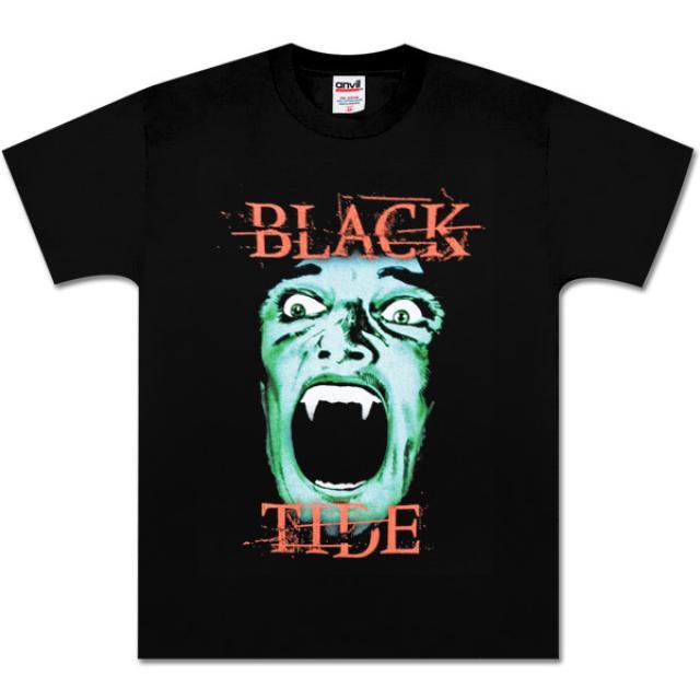Black Tide Scream T-Shirt