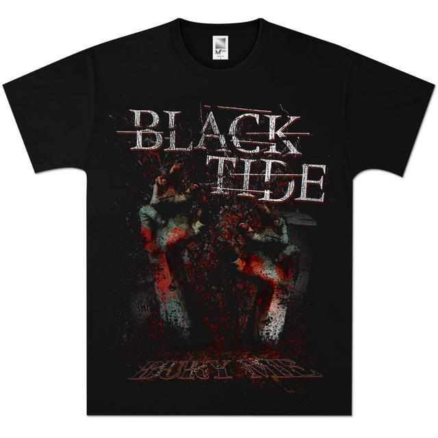 Black Tide Bury Me T-Shirt