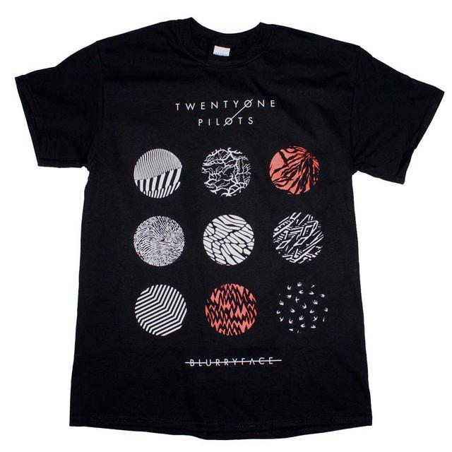 Twenty One Pilots T Shirt | 21 Pilots Blurryface T-Shirt