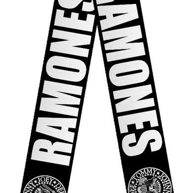 Ramones Guitar Strap