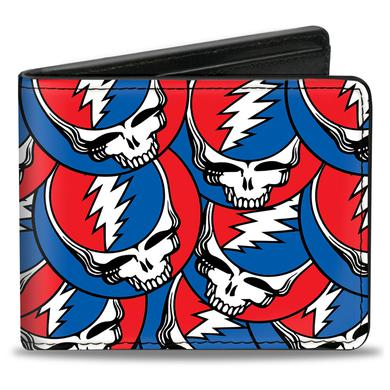 Grateful Dead Steal your Face Bifold Wallet