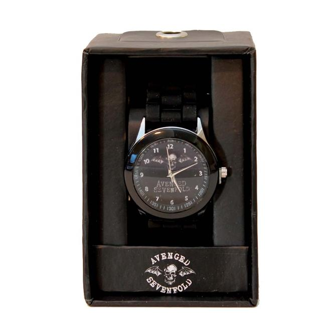 Avenged Sevenfold Batskull Watch