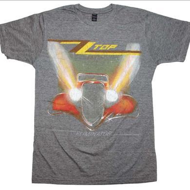 ZZ Top T Shirt | ZZ Top Eliminator T-Shirt