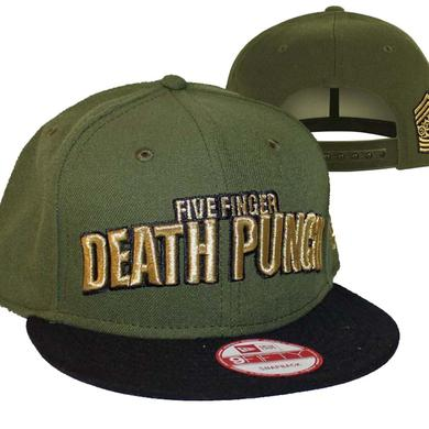 Five Finger Death Punch Stacked Logo New Era Hat