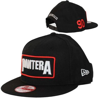 Pantera Logo New Era Hat