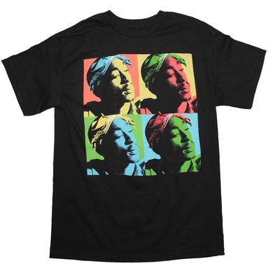 Tupac T Shirt | Tupac Pop Art T-Shirt