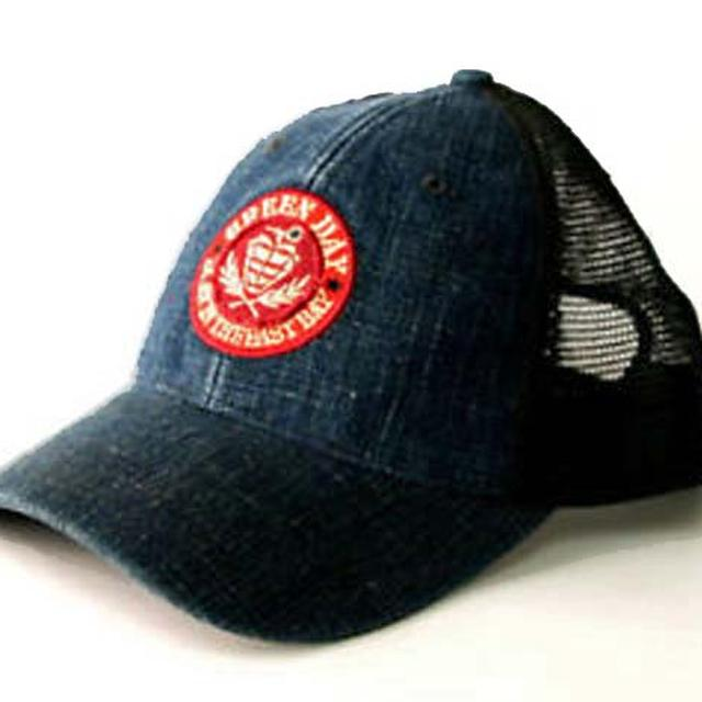 Green Day East Bay Snap Back Baseball Cap