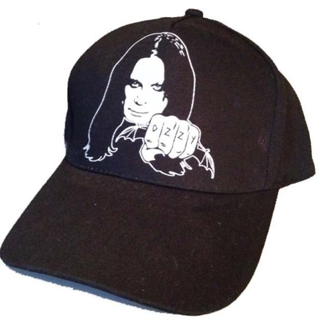 Ozzy Osbourne Ozzy Velcro Back Baseball Cap