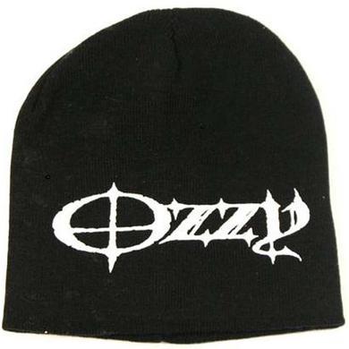 Ozzy Osbourne Logo Beanie Hat