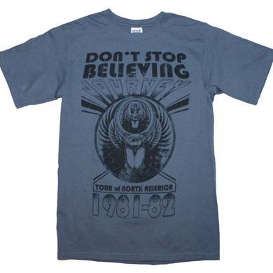 Journey T Shirt   Journey Don't Stop Believing Event T-Shirt
