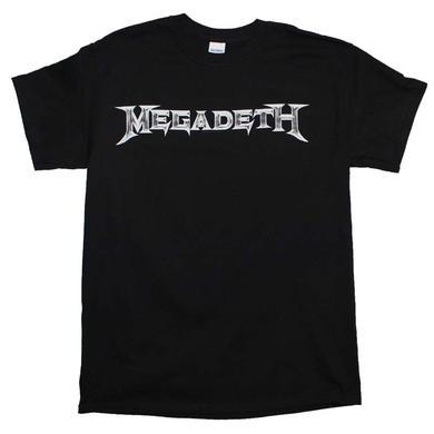 Megadeth T Shirt | Megadeth Logo T-Shirt