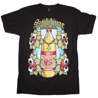 Sublime T Shirt | Sublime Sun Bottle Soft T-Shirt