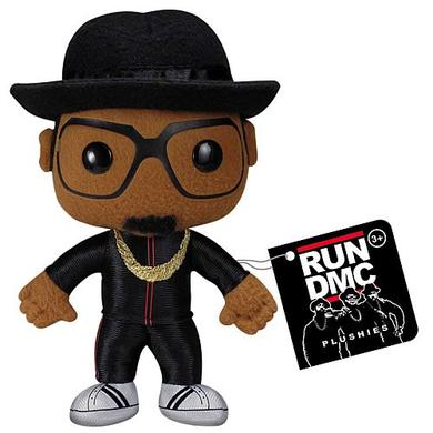 RUN DMC Darryl McDaniel (DMC) Plush Doll