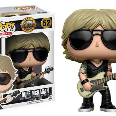 Funko Toys Guns n Roses Duff Mckagan Pop Rocks Vinyl Figure
