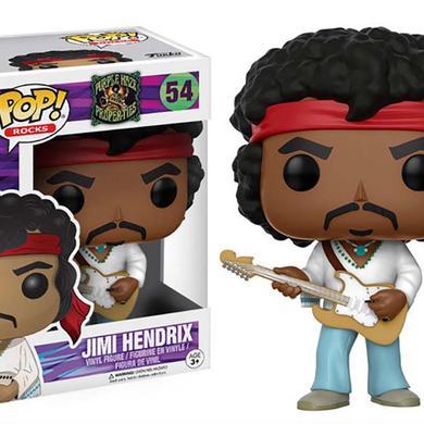 Funko Toys Jimi Hendrix Woodstock Pop Rocks Vinyl Figure