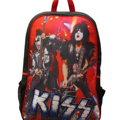 KISS Live in Concert Backpack