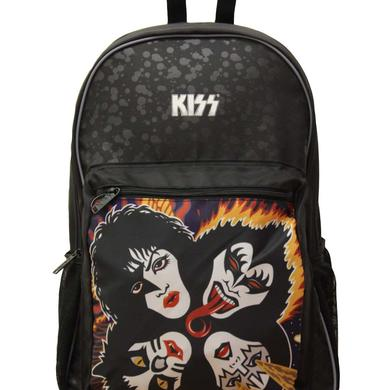KISS Rock & Roll All Over 1976 Album Backpack
