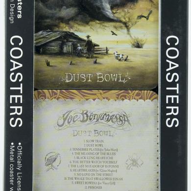 Joe Bonamassa Dust Bowl Drink Coaster Set (6 Coasters)