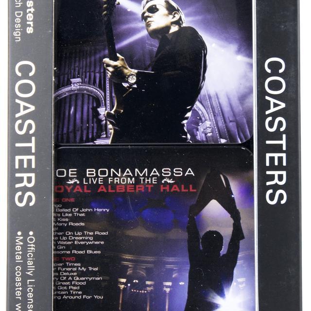 Joe Bonamassa Royal Albert Hall Drink Coaster Set (6 Coasters)