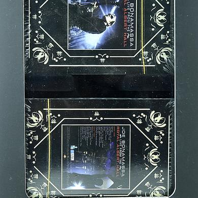 Joe Bonamassa Royal Albert Hall Playing Cards and Dice (2 Pack)