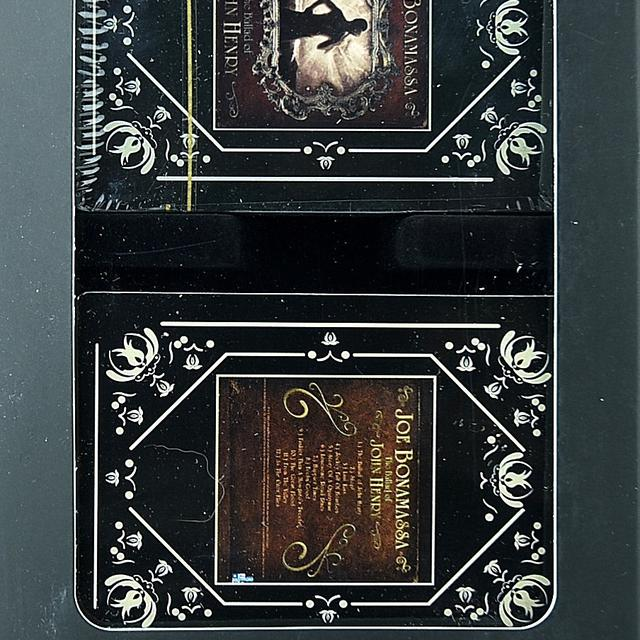 Joe Bonamassa John Henry Playing Cards and Dice (2 Pack)