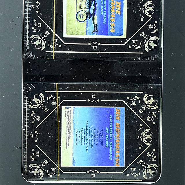 Joe Bonamassa Different Shades of Blue Playing Cards and Dice (2 Pack)