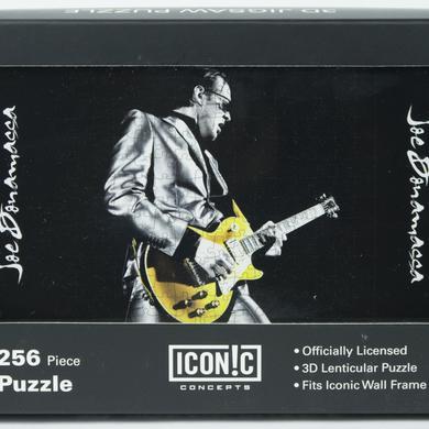 Joe Bonamassa Gold Guitar 3D Puzzle (252 Pieces)