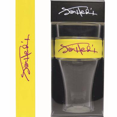 Jimi Hendrix Purple Signature Heavy Duty Slap Band Pint Glass