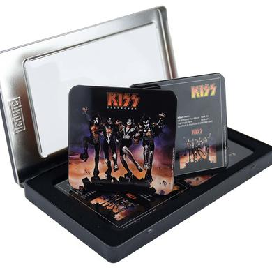 KISS Destroyer Drink Coaster Set (6 Coasters)