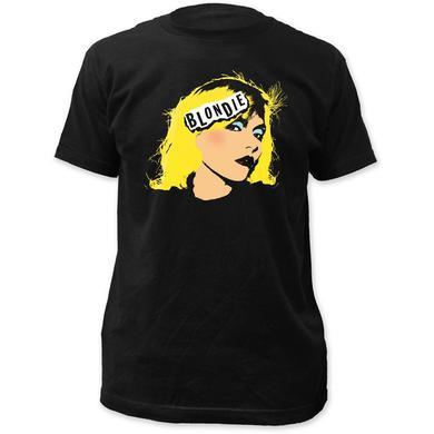 Blondie T Shirt   Blondie Face T-Shirt