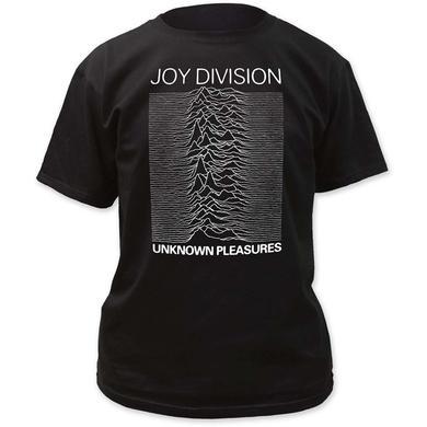 Joy Division T Shirt | Joy Division Unknown Pleasures T-Shirt