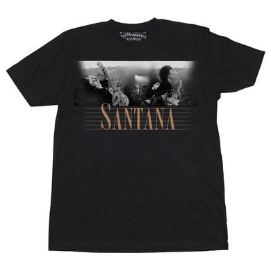 Carlos Santana T Shirt | Carlos Santana Here and Then T-Shirt