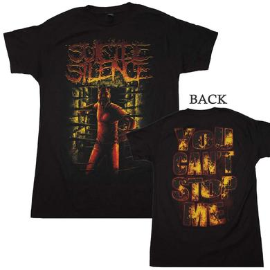 Suicide Silence T Shirt | Suicide Silence Can't Stop Me T-Shirt