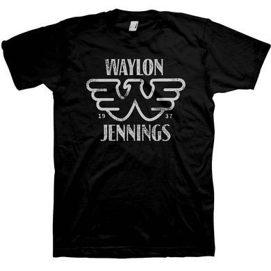 Waylon Jennings T Shirt | Waylon Jennings Established T-Shirt