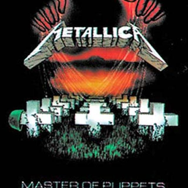Metallica Master Puppets Fabric Poster