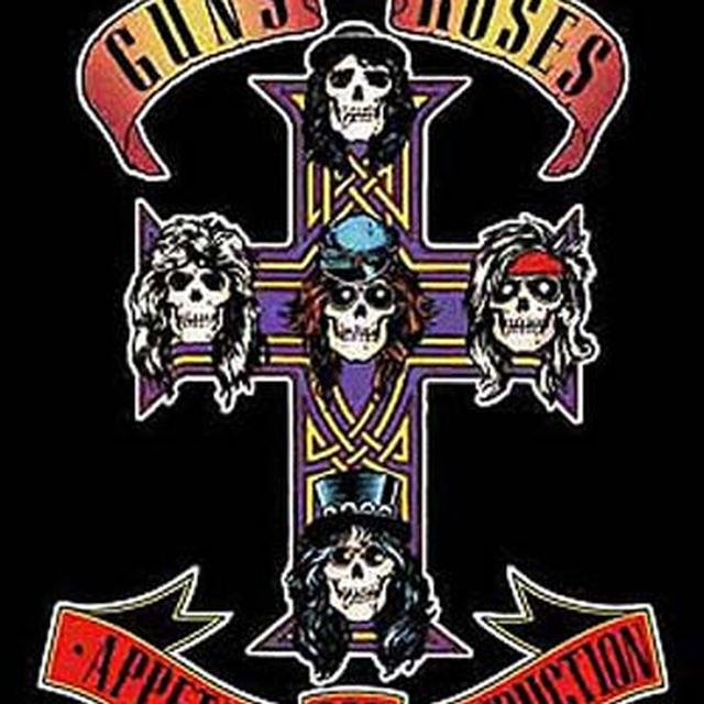 appetite for destruction guns n roses