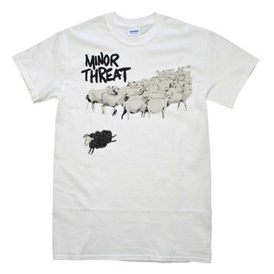 Minor Threat T Shirt | Minor Threat Out of Step T-Shirt