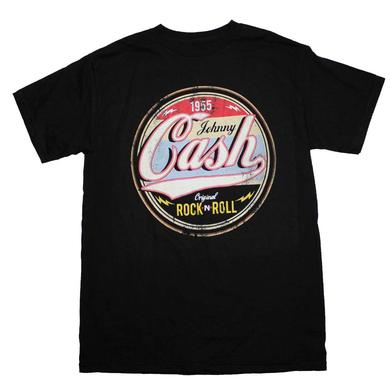 Johnny Cash T Shirt | Johnny Cash Original Rock and Roll T-Shirt