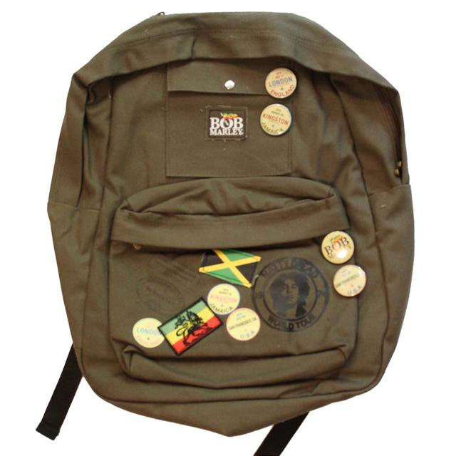 Bob Marley Zion Backpack
