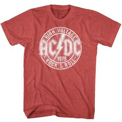 AC/DC T Shirt | AC/DC Rock and Roll T-Shirt