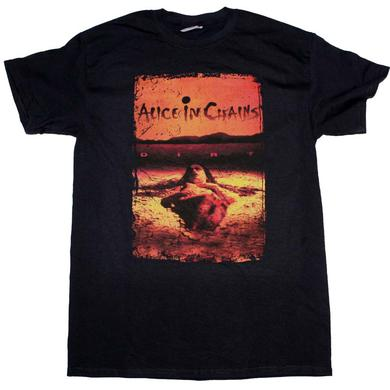 Alice in Chains T Shirt | Alice in Chains Dirt T-Shirt