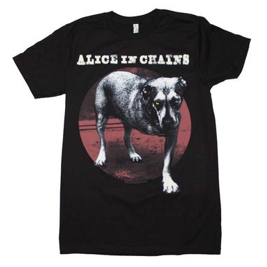 Alice in Chains T Shirt | Alice in Chains Self-Titled #2 Album T-Shirt