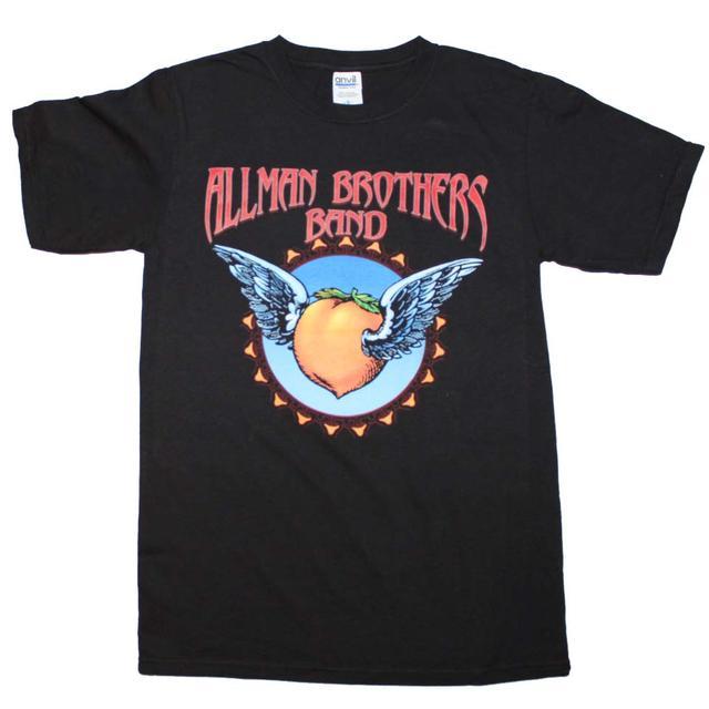 Allman Brothers Band T Shirt | Allman Brothers Band Flying Peach T-Shirt