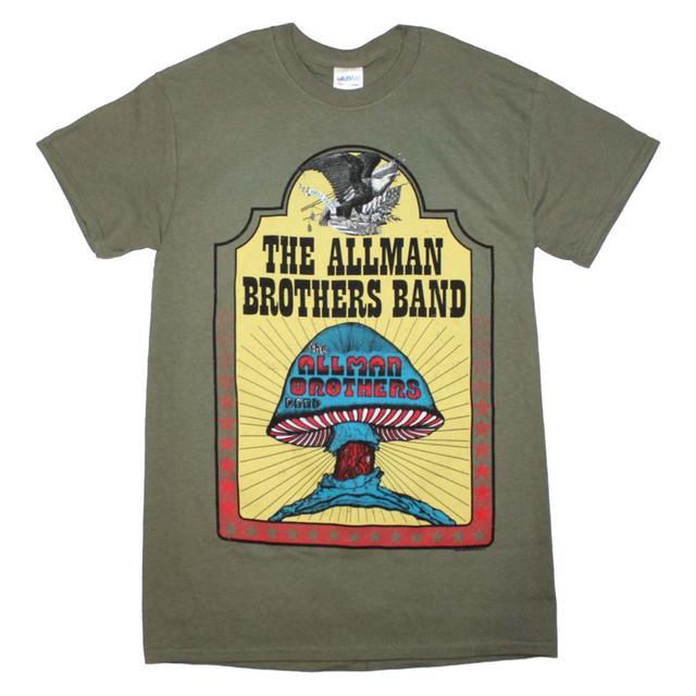 Allman Brothers T Shirt | Allman Brothers Hell Yeah T-Shirt