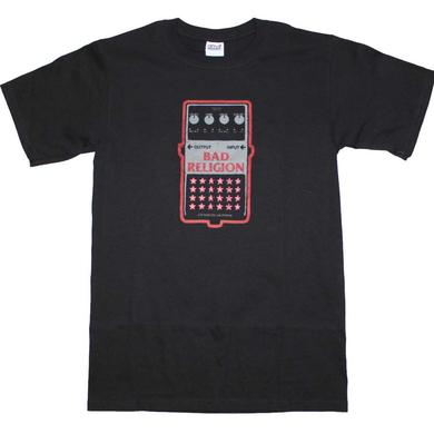 Bad Religion T Shirt | Bad Religion Guitar Pedal T-Shirt