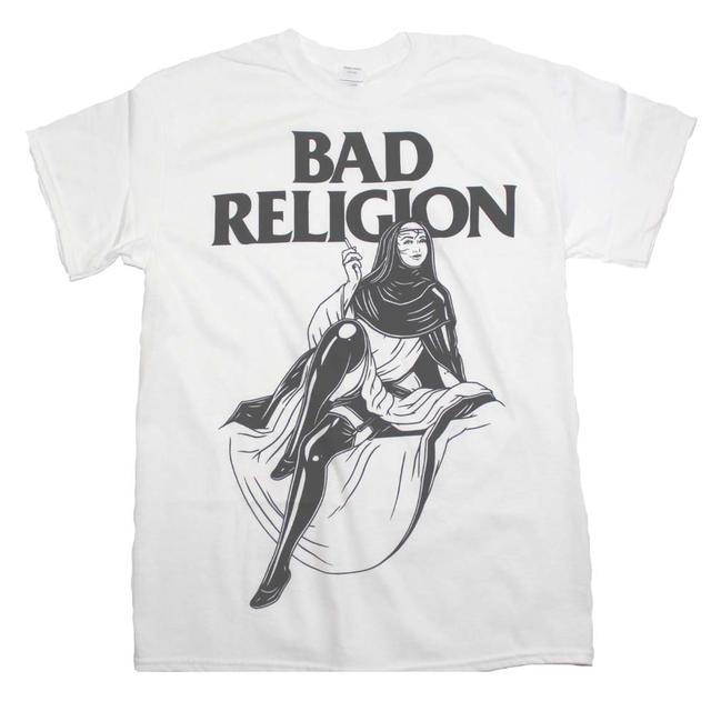 Bad Religion T Shirt | Bad Religion Nun T-Shirt