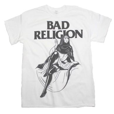 Bad Religion T Shirt | Bad Religion Nun T-Shirt
