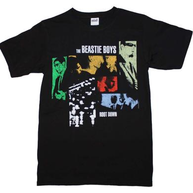 Beastie Boys T Shirt | Beastie Boys Root Down T-Shirt